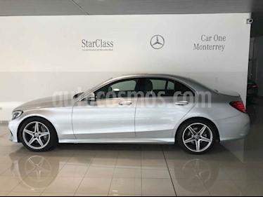 Mercedes Benz Clase C 250 CGI Sport usado (2018) color Plata precio $619,900