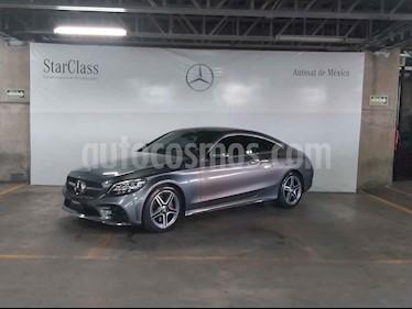 Mercedes Benz Clase C 4p C 300 Coupe L4/2.0/T Aut usado (2019) color Gris precio $719,000