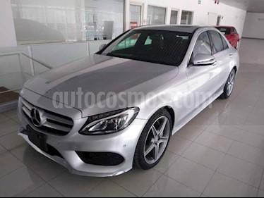 Mercedes Benz Clase C 4p C 250 Sport L4/2.0/T Aut usado (2016) color Plata precio $375,000