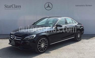 Mercedes Benz Clase C 200 CGI Sport Aut usado (2017) color Negro precio $409,900
