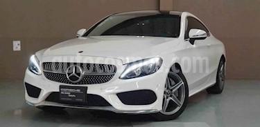 Foto Mercedes Benz Clase C 250 CGI Coupe Aut usado (2018) color Blanco precio $587,500