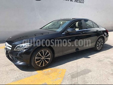 Mercedes Benz Clase C 200 Exclusive Aut usado (2019) color Negro precio $575,000