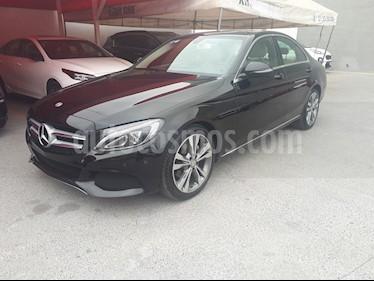 Mercedes Benz Clase C 200 CGI Sport usado (2018) color Negro precio $550,000