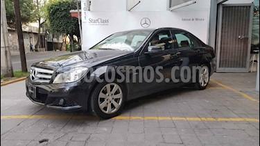 Mercedes Benz Clase C 180 CGI Aut usado (2013) color Gris precio $225,000