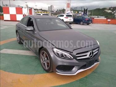 Mercedes Benz Clase C 250 CGI Coupe usado (2018) color Gris precio $619,900