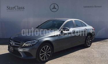 Mercedes Benz Clase C 200 Exclusive Aut usado (2019) color Gris precio $549,900
