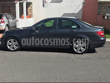 Foto Mercedes Benz Clase C 200 CGI Exclusive Plus Aut usado (2014) color Gris precio $270,000