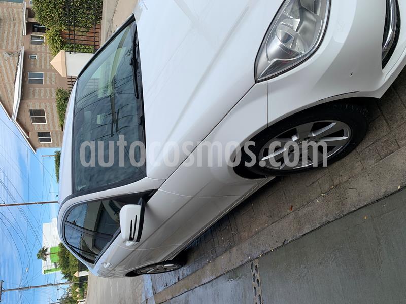 Mercedes Benz Clase C 180 Aut usado (2014) color Blanco precio $190,000
