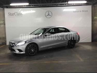 Mercedes Benz Clase C 200 CGI Sport Aut usado (2019) color Plata precio $639,000