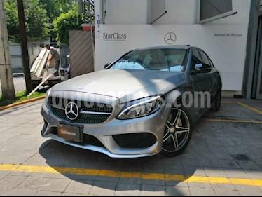 Mercedes Benz Clase C 4p C 43 AMG 4MATIC usado (2017) color Gris precio $620,000