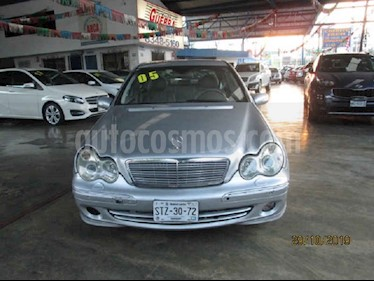 foto Mercedes Benz Clase C 230 K Elegance Aut usado (2005) color Gris precio $90,000