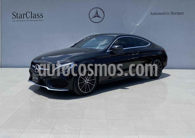 Mercedes Benz Clase C 250 CGI Coupe Aut usado (2018) color Negro precio $529,900