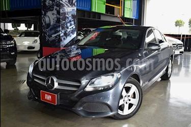 Mercedes Benz Clase C 180 CGI usado (2017) color Gris precio $389,900