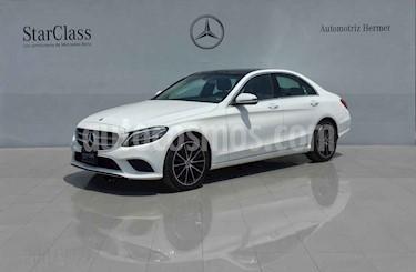 Mercedes Benz Clase C 200 Sport Aut usado (2020) color Blanco precio $719,900