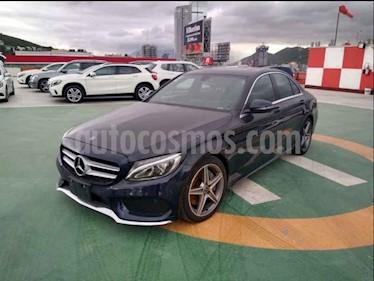 Mercedes Benz Clase C 2p 2.0 C 250 usado (2018) color Azul precio $619,900