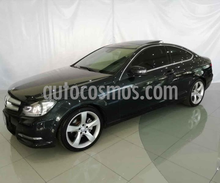 Mercedes Benz Clase C 2p C 250 Coupe L4/1.6/T Aut usado (2014) color Negro precio $280,000