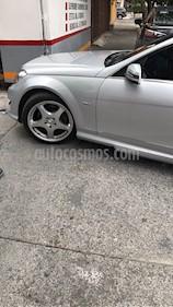 Mercedes Benz Clase C 350 CGI Sport usado (2012) color Plata Cubanita precio $210,000
