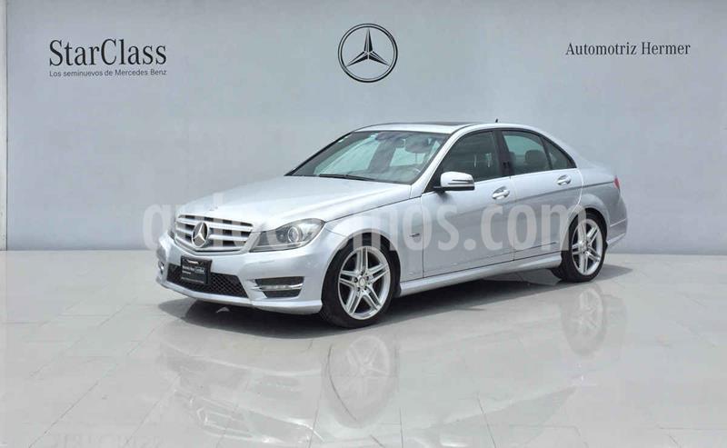 Mercedes Benz Clase C 350 CGI Sport usado (2012) color Plata precio $249,900