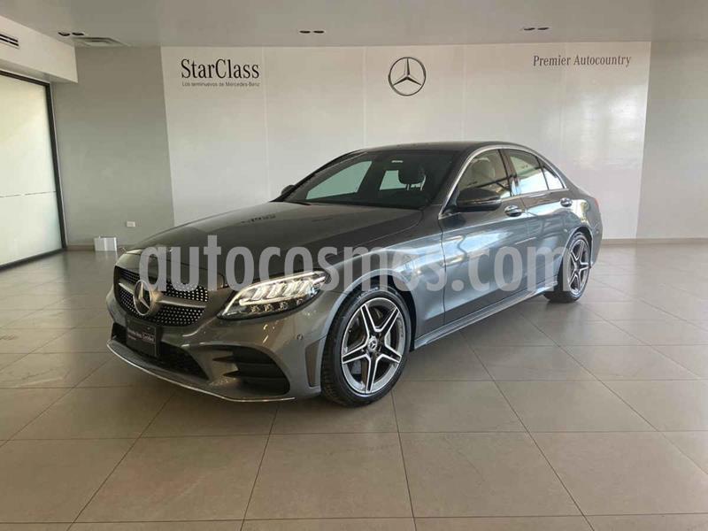 Mercedes Benz Clase C 300 Sport Aut usado (2020) color Gris precio $844,000