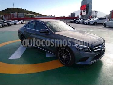 Mercedes Benz Clase C 4p C 200 Sport L4/1.5/T Aut usado (2019) color Gris precio $580,000