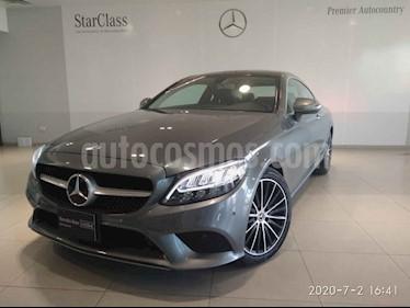 Mercedes Benz Clase C 200 Coupe Aut usado (2020) color Gris precio $794,000