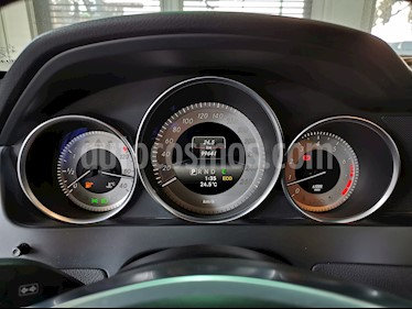 Mercedes Benz Clase C 350 CGI Sport usado (2014) color Plata Iridio precio $330,000