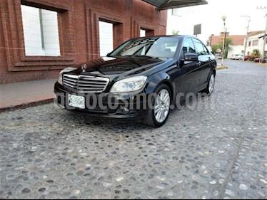 Mercedes Benz Clase C 300 Elegance LTD usado (2010) color Negro precio $145,000