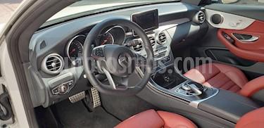 Mercedes Benz Clase C 250 CGI Coupe Aut usado (2018) color Blanco precio $590,000