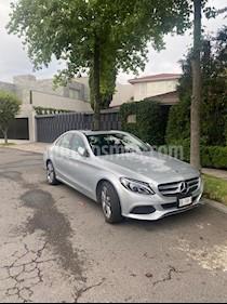 Mercedes Benz Clase C 200 CGI Sport usado (2018) color Plata precio $400,000
