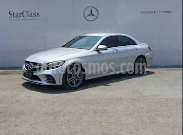 Mercedes Benz Clase C 43 4Matic Aut usado (2020) color Gris precio $979,900