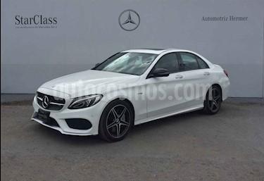 foto Mercedes Benz Clase C 4p C 43 AMG 4MATIC usado (2017) color Blanco precio $579,900