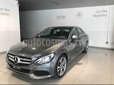 Foto Mercedes Benz Clase C 200 CGI Sport Aut usado (2018) color Gris precio $550,000
