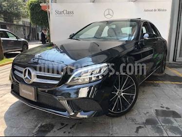 Mercedes Benz Clase C 200 CGI Sport Aut usado (2019) color Negro precio $670,000