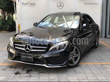 Mercedes Benz Clase C 250 CGI Sport Aut usado (2018) color Negro precio $540,000