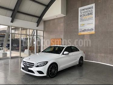 Mercedes Benz Clase C 200 CGI Sport Aut usado (2019) color Blanco precio $645,000