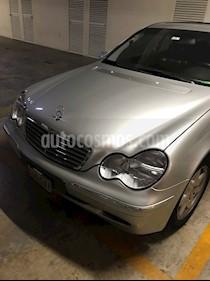 Mercedes Benz Clase C 240 Elegance Aut usado (2002) color Gris precio $115,000