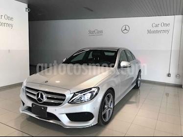 Mercedes Benz Clase C 250 CGI Sport Aut usado (2018) color Plata precio $557,000