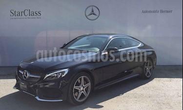Mercedes Benz Clase C 250 CGI Coupe Aut usado (2017) color Negro precio $514,900