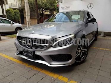 Mercedes Benz Clase C 4p C 43 AMG 4MATIC usado (2017) color Gris precio $645,000