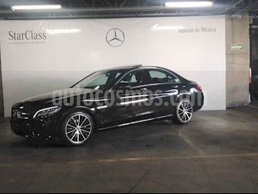 Mercedes Benz Clase C 200 CGI Sport Aut usado (2019) color Negro precio $639,000