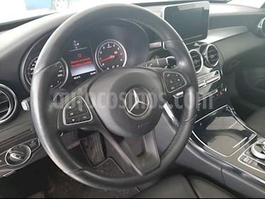 Mercedes Benz Clase C 4P C180 CGI TA 1.6T usado (2018) color Negro precio $355,793