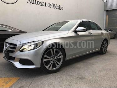 Mercedes Benz Clase C 200 CGI Sport usado (2018) color Plata precio $485,000