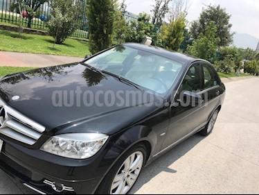 Mercedes Benz Clase C 200 Aut usado (2010) color Negro precio $150,000