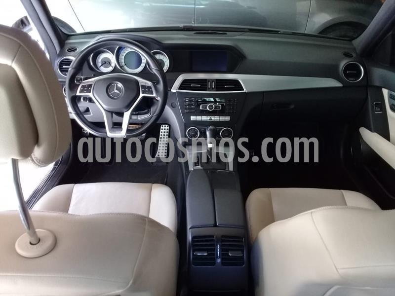 Mercedes Benz Clase C 350 Sport usado (2014) color Gris precio $269,000