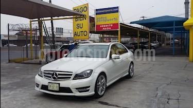 Mercedes Benz Clase C 350 CGI Sport usado (2013) color Blanco precio $365,000