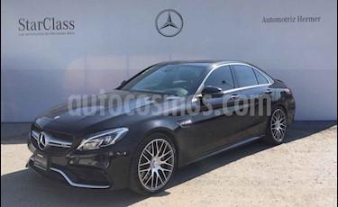 Mercedes Benz Clase C 63 AMG usado (2016) color Negro precio $809,900