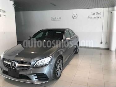 Mercedes Benz Clase C 300 Sport Aut usado (2019) color Gris precio $760,000