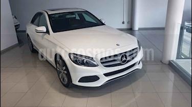 Mercedes Benz Clase C 200 CGI Sport Aut usado (2016) color Blanco precio $400,000