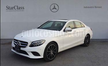 Mercedes Benz Clase C 200 CGI Sport Aut usado (2019) color Blanco precio $569,900