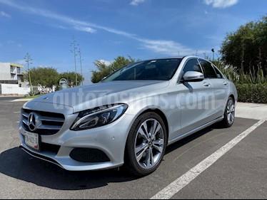 Mercedes Benz Clase C 200 CGI Sport Aut usado (2018) color Plata precio $449,000